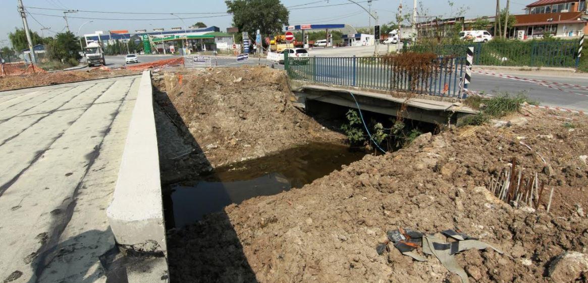 O Yola 23 Metrelik Yeni Köprü