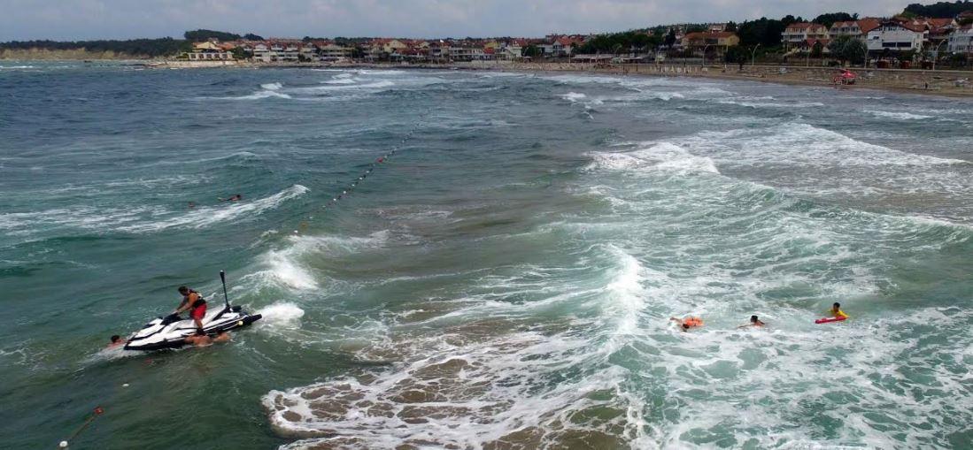 KOSKEM'den denize girmeyin uyarısı