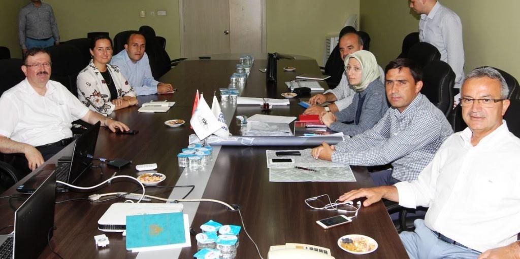 Gebze'nin projeleri masaya yatırıldı