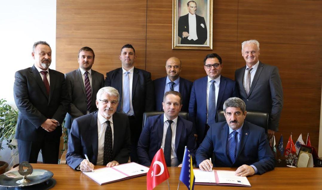 KOTO'dan verimli Bosna Hersek Toplantısı