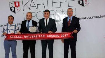 Kocaeli Üniversitesi 2017 Koşusu Yapıldı