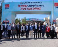 CHP Kocaeli Kurultay'da Yerini Aldı