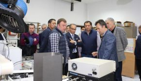 Kazaklar GTÜ'yü inceledi