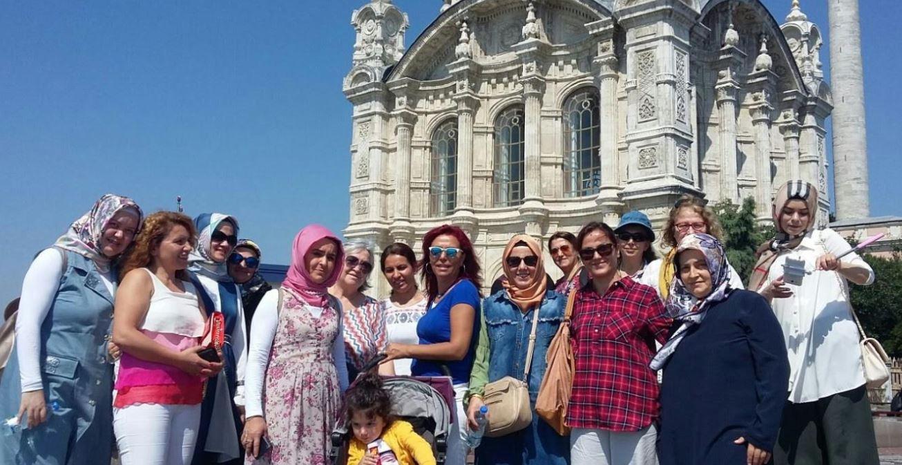 Kültür Gezilerine 27 Bin Kişi Katıldı!