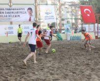 Kum Futbol Turnuvası Kayıtları Başladı