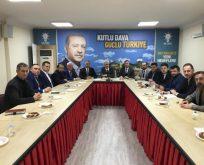 Erdoğan seferberliği
