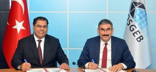 Ar-Ge ve İnovasyon İş Birliği' protokolü imzalandı