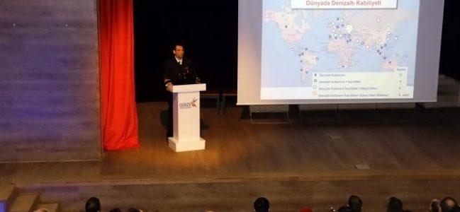 Milli Denizaltı Projesi Anlatıldı
