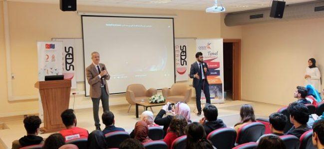 GTÜ'de 'Space Talks' etkinliği