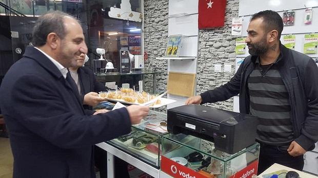 Erbakan Gebze'de Anılıyor