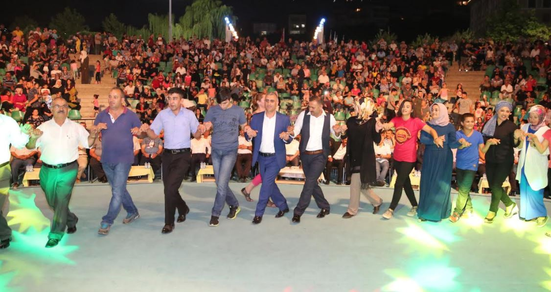 Darıca'da Sahne Malatyalıların