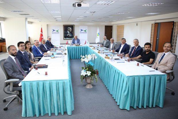 Marmara Belediyeler Birliği Balıkesir'de