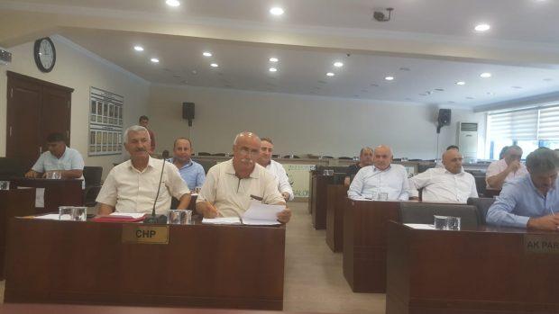 CHP Çayırova Meclis Üyelerinden Önerge