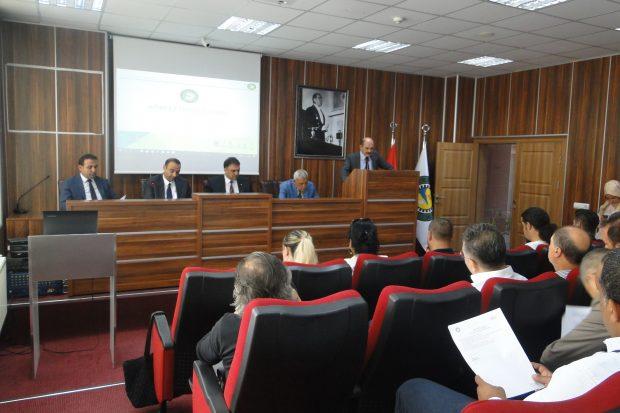 KTO Temmuz Meclisi Yapıldı