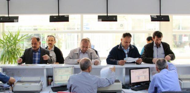 Darıca Belediyesi'nde Vezneler Hafta sonu Açık