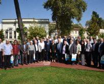 Meslekte 41 Yılını Dolduran Esnaflara Plaket