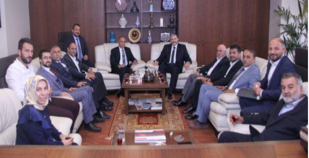 MÜSİAD Genel Başkanı Gebze'ye gelecek