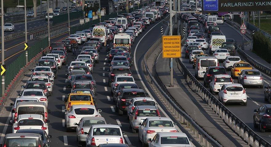Motorlu Taşıtlar Vergisi'nde ikili sisteme geçiliyor
