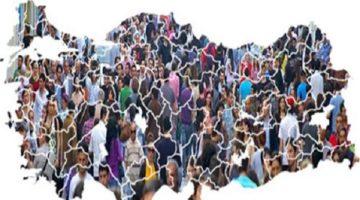 Türkiye nüfusu 2040 yılında 100 milyonu geçecek