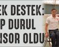 RECEP DURUL SPONSOR OLDU