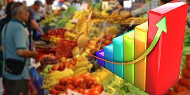 Enflasyon Ocak 2004'ten bu yana en yüksek seviyede!