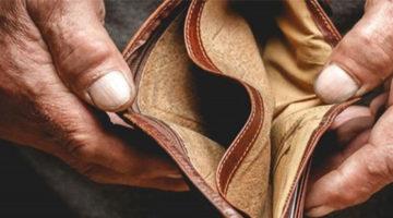 Yoksulluk sınırı  241 lira arttı