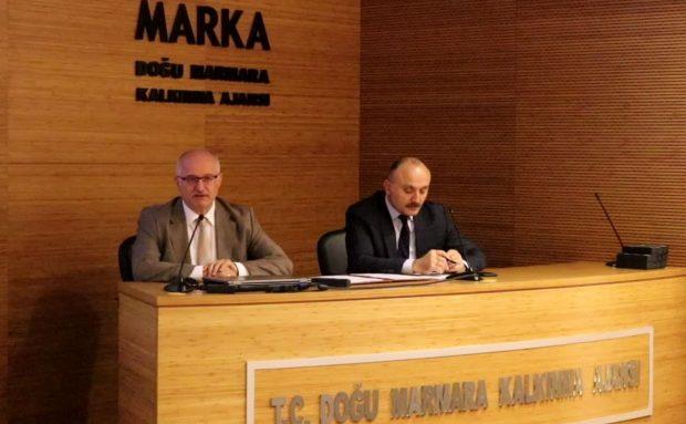 İl Sağlık Müdürlüğü ve MARKA'dan Önemli İş Birliği