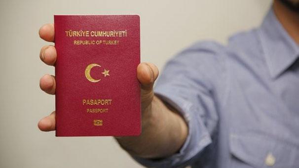 Kart şeklinde pasaportlar geliyor