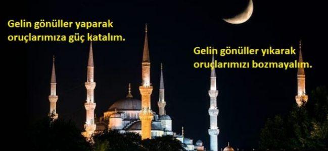 Hayırlı Ramazanlar