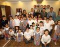 Karabacak ,Öğrencilerle Deneyimlerini Paylaştı