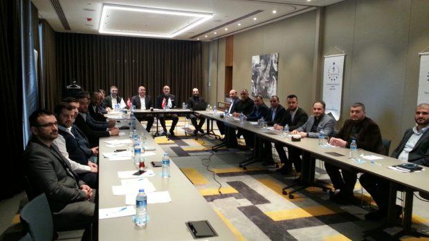 TÜMSİAD Gebze'de Genel İstişare Toplantısı
