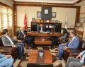 İrfan Ayar'dan Başkan Toltar'a Ziyaret