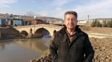Tarihi köprü Dilovası'na değer katıyor