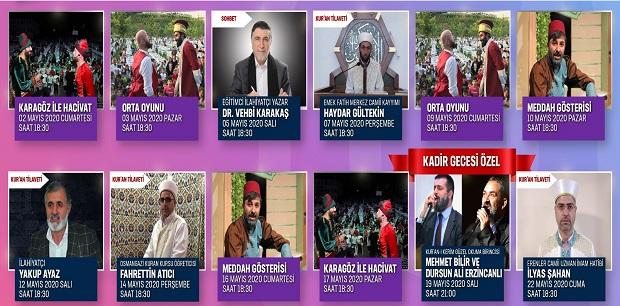 Darıca'da Ramazan Coşkusu