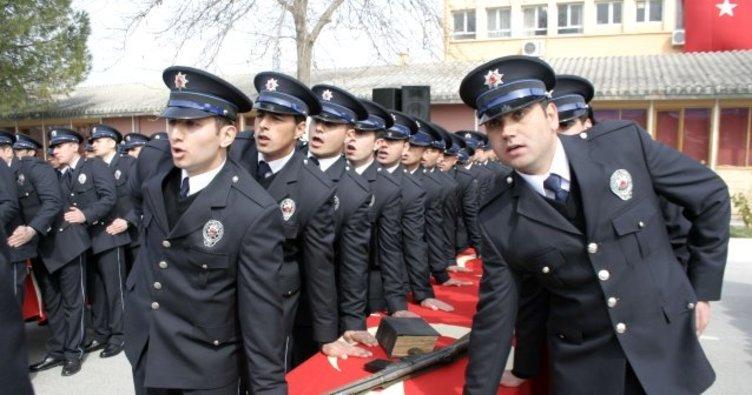 Polis Olmak İsteyenler Bu Habere Dikkat!