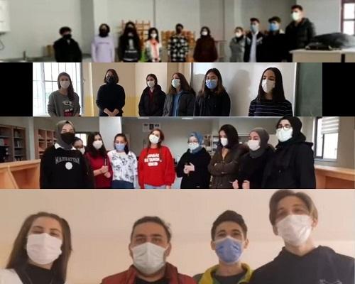 eTwinning projesi yeni etkinliklerle öğrencileriyle buluştu