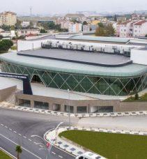Naim Süleymanoğlu Kültür Merkezi Açılıyor