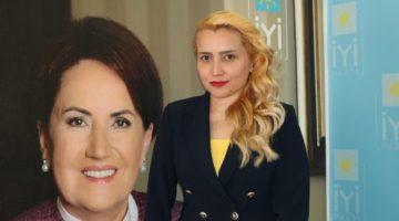 Selda Mican İyi Parti 'den Aday Adayı Oldu.