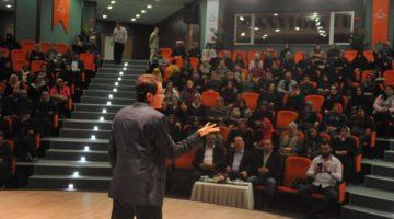 Dr. Saraç'tan Darıca'da Sağlıklı Beslenme Semineri