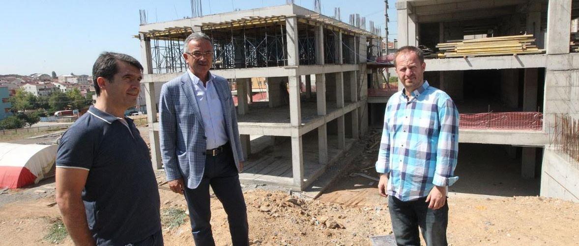 Poliklinik projesi Köşker'in takibinde