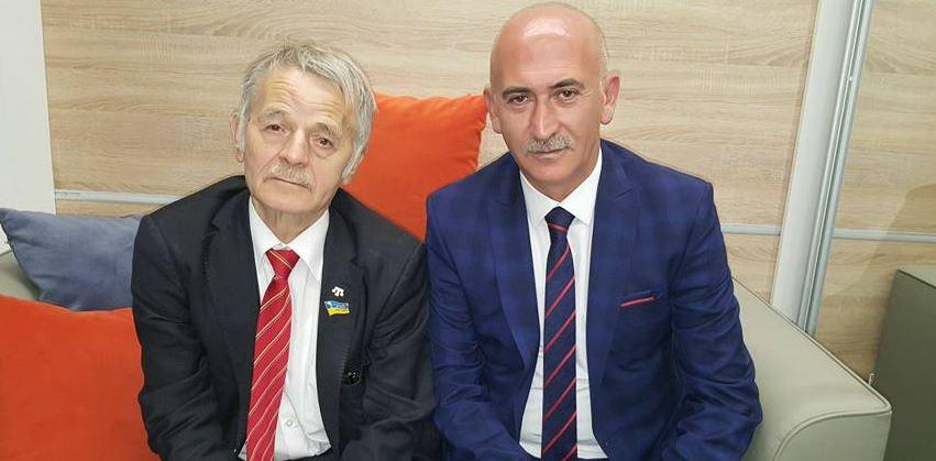 Kırımoğlu'nu Ziyaret etti