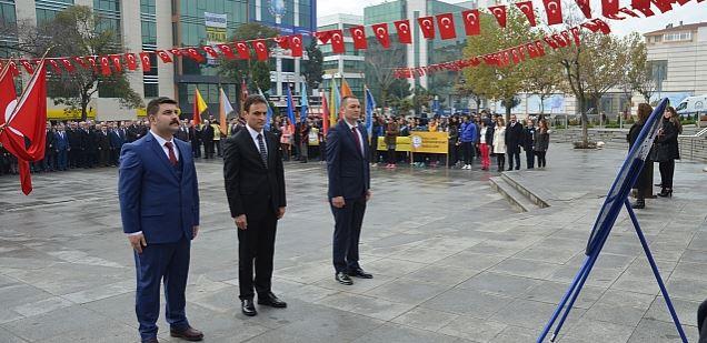 24 Kasım Öğretmenler Günü Gebze'de Kutlandı
