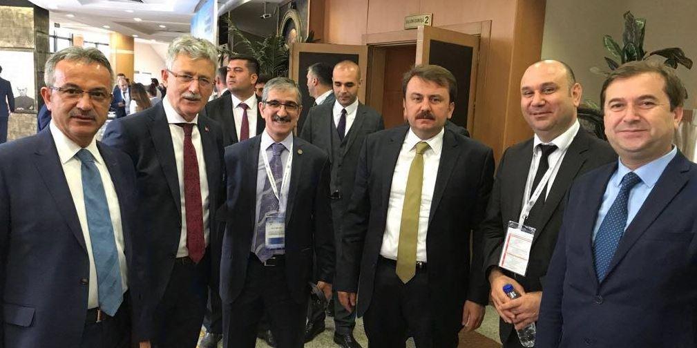 Türkiye Sağlıklı Kentler Birliği Gölcük'te Toplandı