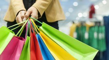 Geçen yıl en fazla alışverişi erkekler yaptı.