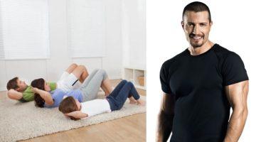 Anne babalarıyla yapabilecekleri 10 basit egzersiz