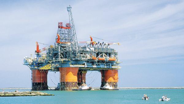 Şile açıklarında petrol ve gaz araması