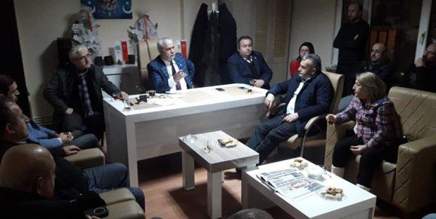 Sinoplular İYİ Parti'de