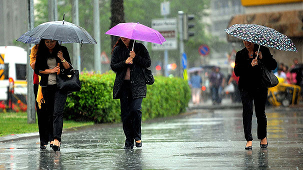 Meteoroloji Kocaeli'yi Uyardı! Sıcaklıklar Düşüyor