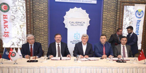 Karaosmanoğlu sözleşmeye imzayı attı
