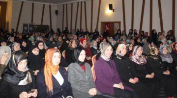 Saadetli Kadınlardan Yoğun Katılımlı Divan